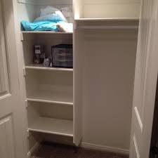 glamorous mdf closet shelving plans 13 compact building shelves
