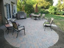 concrete paver patio large size of patio design ideas s raised small designs concrete concrete paver patio cost