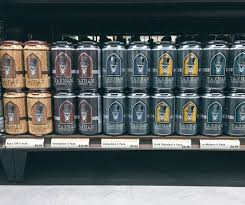there s a million cans of beer on the wall for taxman brewing