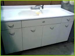vintage kitchen sink cabinet. Fine Sink Youngstown Kitchen Sink Value Vintage Aluminium Cabinet  Inspirational Old Sinks Ideas Intended Vintage Kitchen Sink Cabinet T