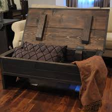 ... Coffee Table, Cool Dark Brown Rectangle Traditional Wooden Black Coffee  Table With Storage Design To ...