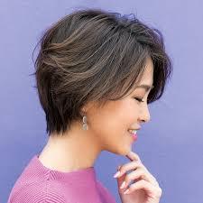 顔型別3大人気ショートカット似合わせ会議 Beauty Clip 美st Online