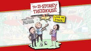 Book Week On Parade  Kew Primary School Blog13 Storey Treehouse Play