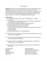 process analysis essay example expository essay thesis example  cover letter cover letter template for examples of process essay writting essays writing examplesprocess essay examples