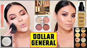 full face of dollar makeup dollar general makeup hidden gems juicyjas