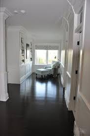Staining Hardwood Floors Black