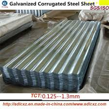 0 125 0 8mm corrugated galvalume steel roofing sheet pictures