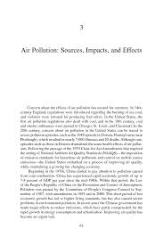 essay of air pollution essay on journalism our work essay on air  air pollution sources impacts and effects energy futures page 61