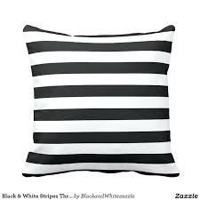 black and white striped outdoor pillows black white stripes throw pillow black white striped outdoor pillows