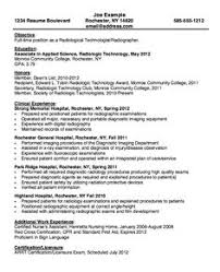 ... Wondrous Radiologic Technologist Resume 10 Radiologic Technologist  Resume Template ...