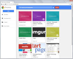 how to re the old bookmark manager in chrome