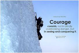 Image result for real courage