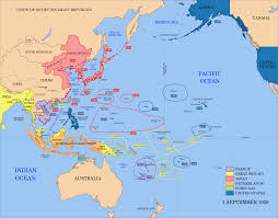 map of american wwii sub s patrols in the pacific google search