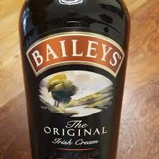 what s in baileys irish cream