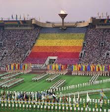 Каким было закрытие Олимпиады-80 - Газета.Ru