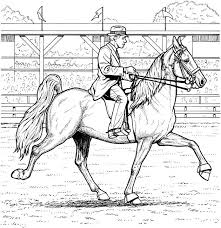Small Picture 30 Free Printable Realistic Horse Coloring Pages Animals printable