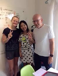 aprenndo chino en pekín con la profesora lucy