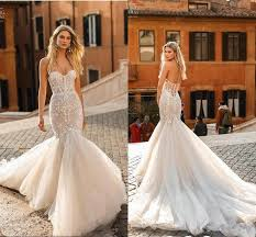 <b>New Arrival</b> Berta Mermaid Wedding Dresses 2019 <b>Sexy</b> ...