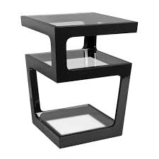 remarkable black gloss side table with 71 best black side tables images on black side