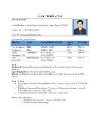 Resume Pdf Beauteous Simple Resume Format Pdf Simple Resume Format Of Resume Format