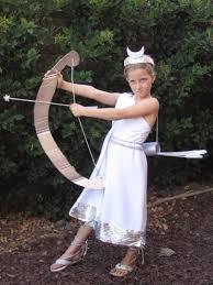 artemis costume girls. goddess artemis costume girls