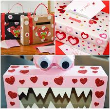 Valentine Shoe Box Decorating Ideas Ftmad 100 Super Cute Valentines Day Diy Crafts Sweets And Use Old 44
