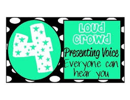 Volume And Noise Control Chart For The Classroom