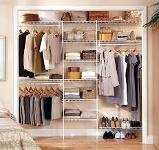 Bedroom Closet Design Ideas Beauteous Wire Closet Organizer Designs Ideas Closet Ideas Pinterest