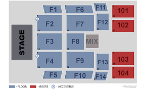 Cox Business Center Ballroom Seating Chart Find Tickets For John Cusack Say Anything At Ticketmaster Com