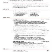 cover letter S Account Manager Resume Management Exampl Job Description For  Resumeregional account manager resume