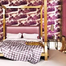 Rethink purple and patterns