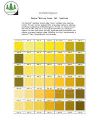 Pms Pantone Matching System Color Chart Go Green Bag