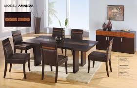 Eating Table Have Fun While Eating In Your Dining Room La Furniture Blog