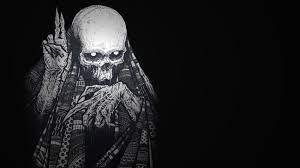 Hd Wallpaper Scary Skeleton photos ...