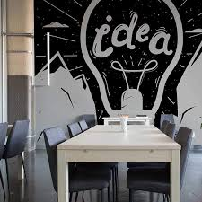 Office wall mural Trendy Idea Wall Mural In Corporate Office Eazywallz Wall Mural Ideas For Corporate Offices Eazywallz