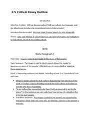 identifying figurative language identifying figurative 3 pages 2 5 critical essay outline docx