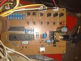 7 segment clock circuit diagram the wiring diagram big 6 digits seven segment digital clock wiring diagram