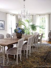 french louis xv style extension dining table. the rustic dining table gets dressed up with nineteenth-century louis xv\u2013 style chairs french xv extension