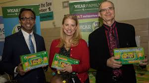 WKAR Gifts Digital Playtime Pads to Kindergartners - MichMAB