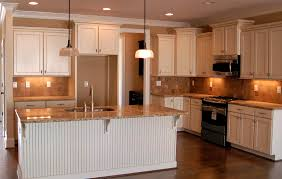 Yellow And Brown Kitchen Kitchen Colors With White Cabinets Best Granite Colors For White