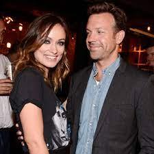 Olivia Wilde and Jason Sudeikis ...