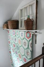 Ways To Display Quilts – co-nnect.me & ... Modern Ways To Display Quilts Quilt Displaygreat Diy Way To Create A  Quilt Rack With A ... Adamdwight.com