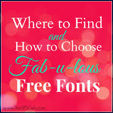 collage fonts free where to find free fonts how to choose fonts for your blog