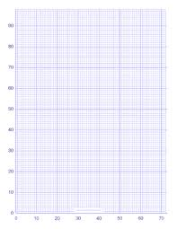This Numbered Grid Paper Features Ten Lines Per Inch Free