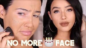 how to avoid cakey makeup creasing concealer amanda ensing