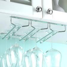 hanging wine glass rack wine glass hangers hanging wine glass rack wooden wine glass rack under