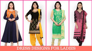 Dress Patterns For Ladies