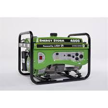 backup solar generator life energy energy storm 4 000w 7 hp carb certified generator 627214 generators