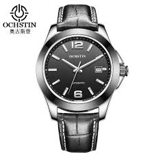 1000 ideas about leather watches for men mens us 72 99 ochstin watch men mechanical automatic waterproof brown leather watches for men water resistant