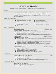 Years Experience Resume Format Sample For Experienced Templates